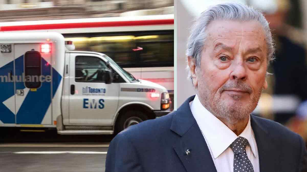 Alain Delon gravement malade, il est mourant ? Les nouvelles sont mauvaises !