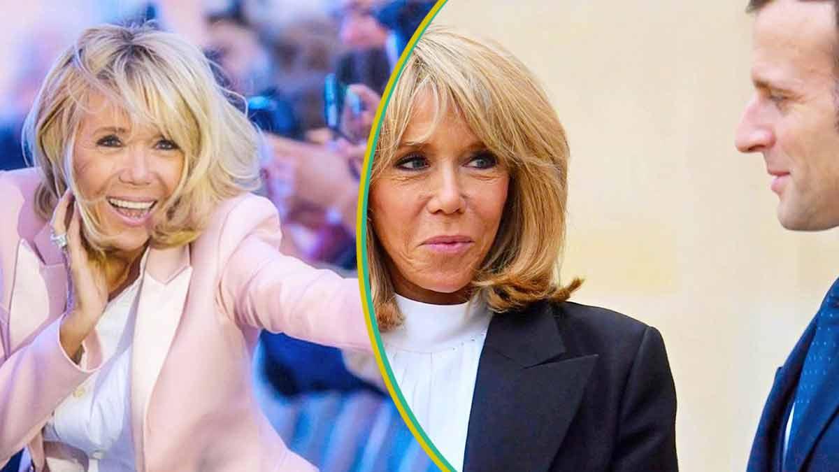 Brigitte Macron dévoile les dessous de son premier mariage ! Confessions surprenantes !