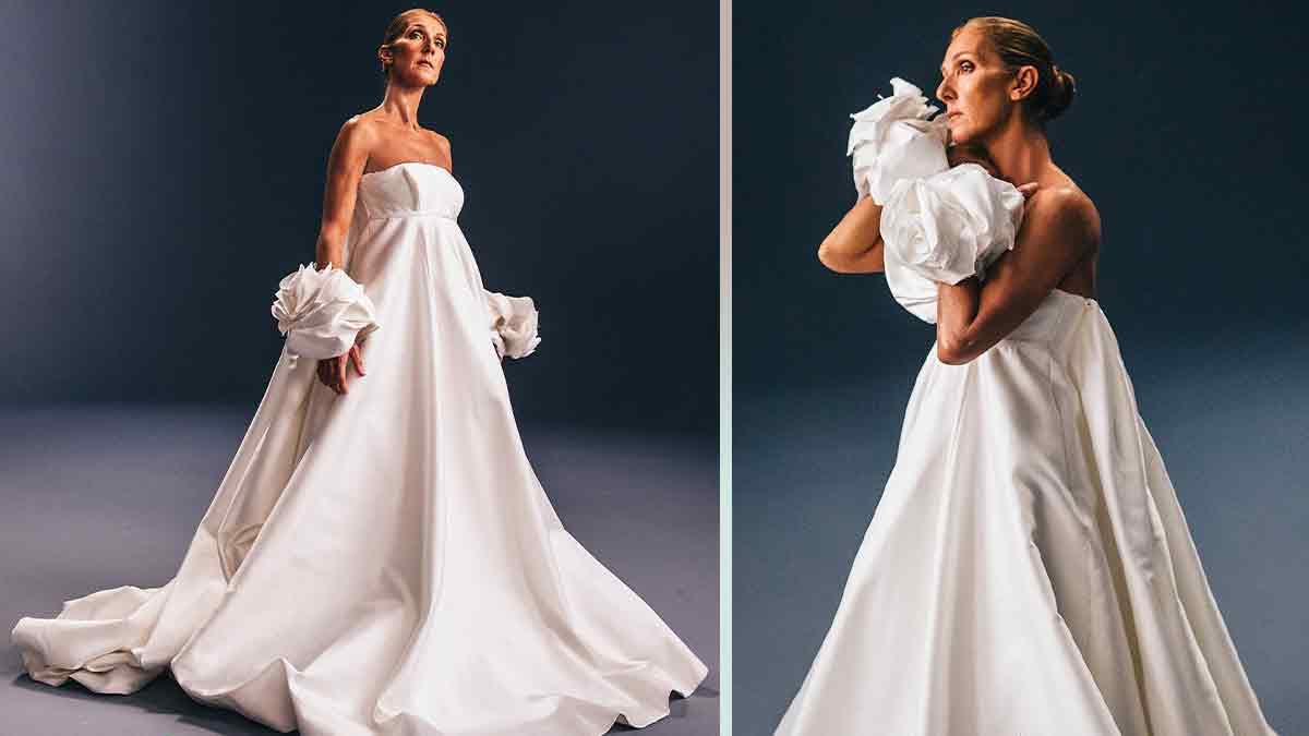 Céline Dion au top de la mode ! Cette robe fait sensation !