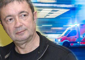 Frédéric Bouraly aux urgences à cause d'un grave accident domestique !