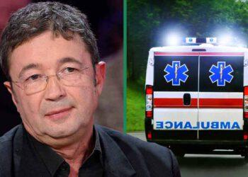 Frédéric Bouraly hospitalisé d'urgence ! Photos inédites de ses grandes brûlures !
