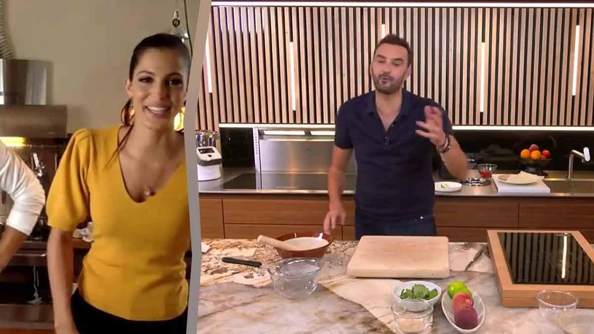 """Iris Miettenaere invité dans """"Tous en cuisine"""" ! Gros scandale !"""