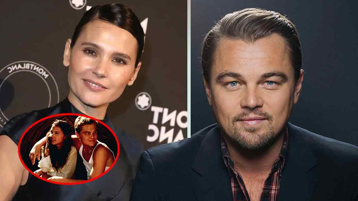 """""""La Plage"""": Virginie Ledoyen embrasse Leonardo DiCaprio ? Elle nous raconte tout !"""