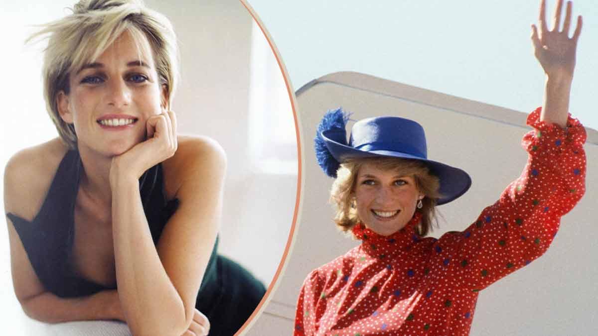 Lady Di toujours vivante ! Ces photos d'elle a 60 ans découverts !