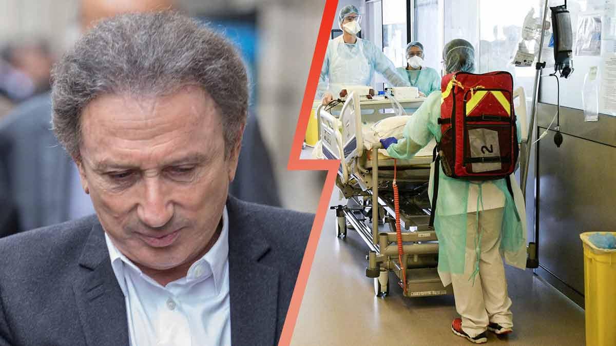 Michel Drucker gravement malade, il subi une opération d'urgence !
