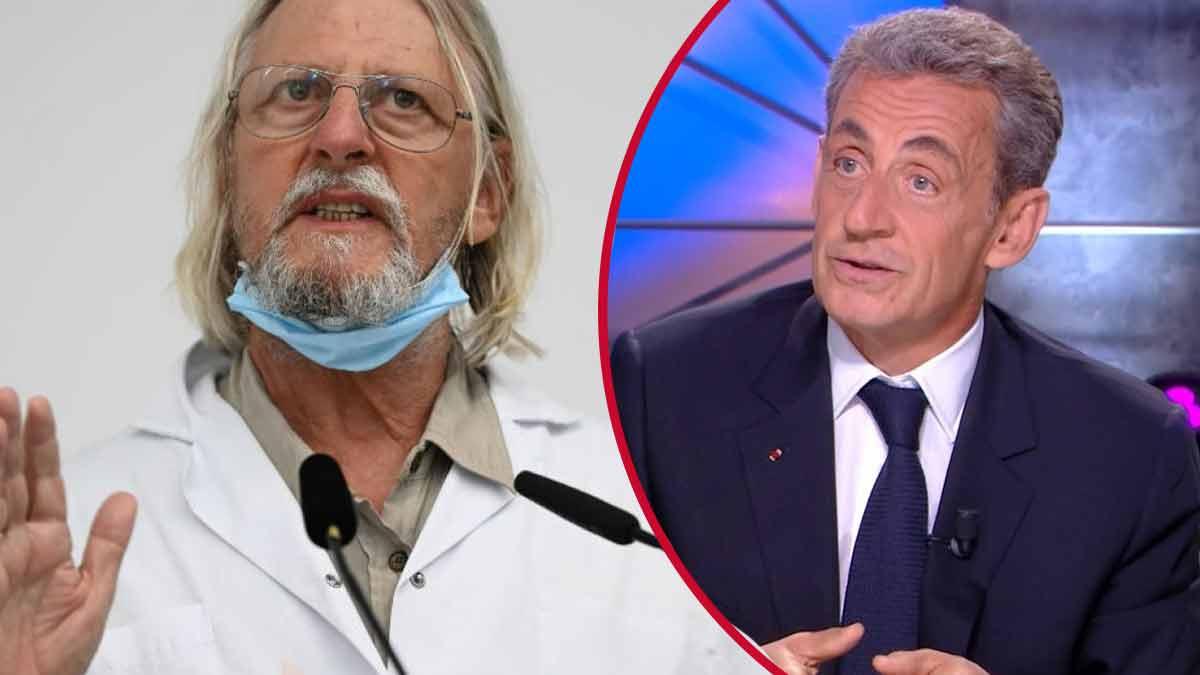"""Nicolas Sarkozy défend Didier Raoult ? """"C'est pas l'ennemi"""" !"""