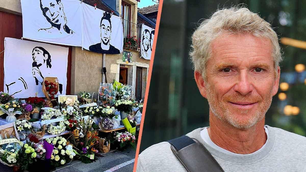 Photo inédite : Denis Brogniart dévoile les photos de l'hommage à Bertrand Kamal