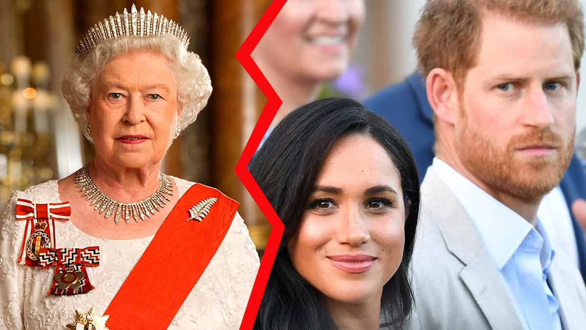 Prince Harry acculé, il a un ultimatum ? Meghan Markle demande le divorce !