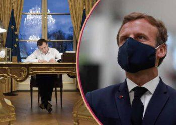 Rénovation de l'Elysée : Emmanuel Macron ruine l'Etat ! Découvrez la somme colossale !