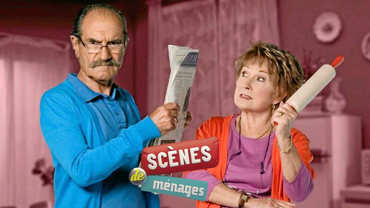 Scènes de ménages : clap de fin pour le couple Raymond et Huguette ! Des terribles aveux !