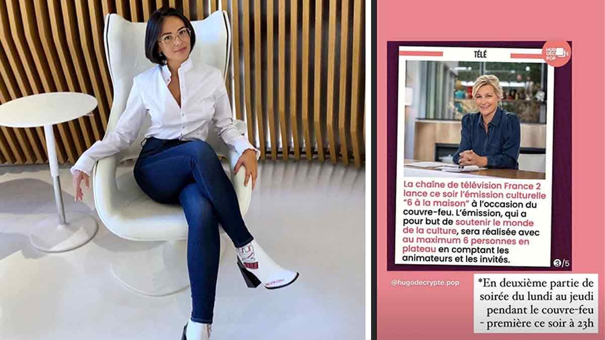 Agathe Auproux : Elle valide cette émission ! Bonne nouvelle pour France 2 !