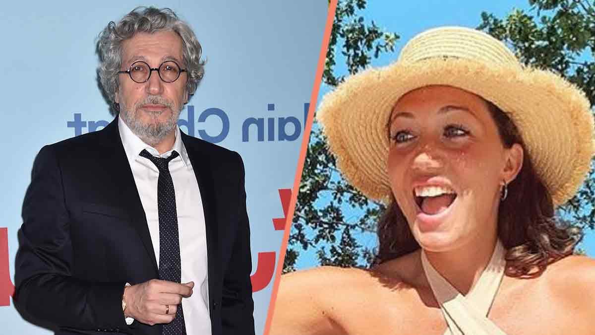 Alain Chabat: sa fille Louise s'est mise à nue et dévoile son baby bump