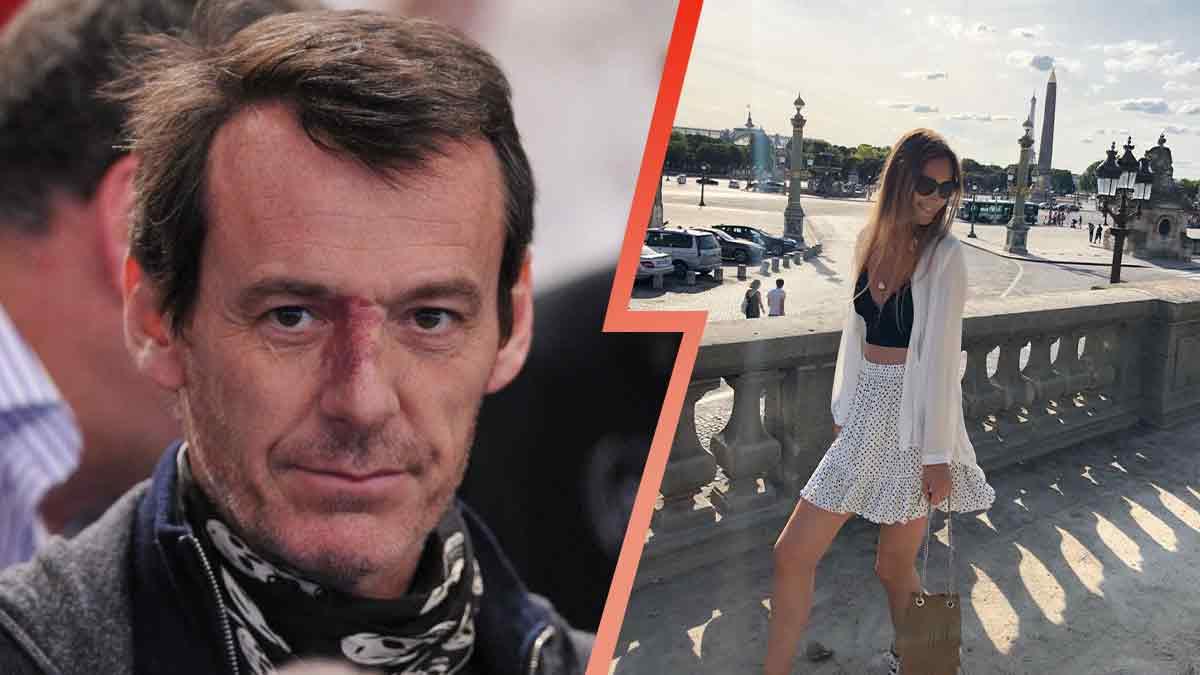 Jean-Luc Reichmann en a ras le bol de l'attitude de sa fille sur les réseaux sociaux, le père de famille sort de son silence