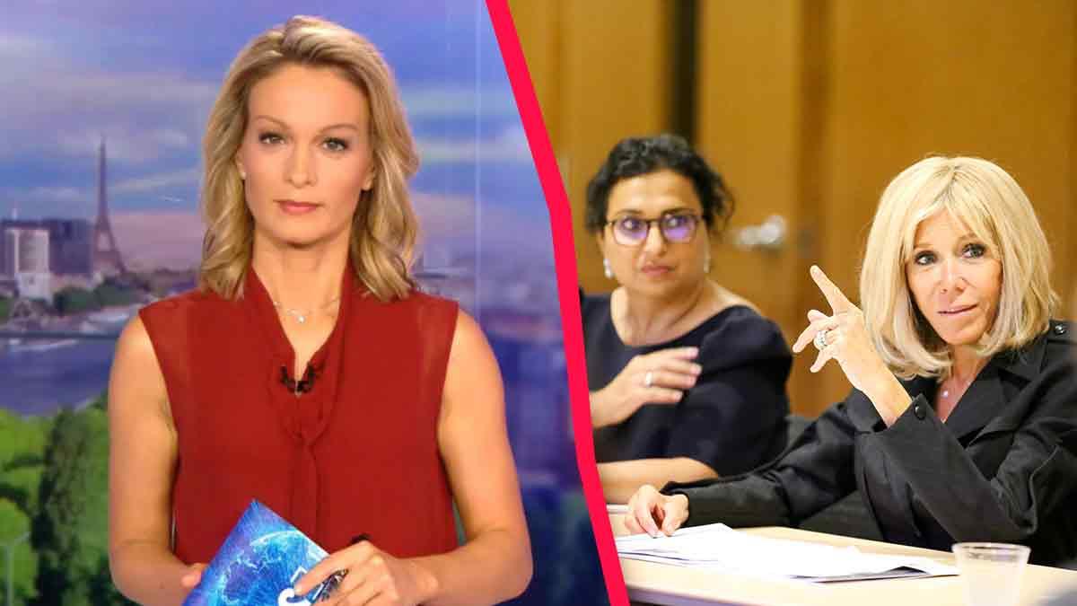 Audrey Crespo-Mara attaque Brigitte Macron ! Révélations inédites !