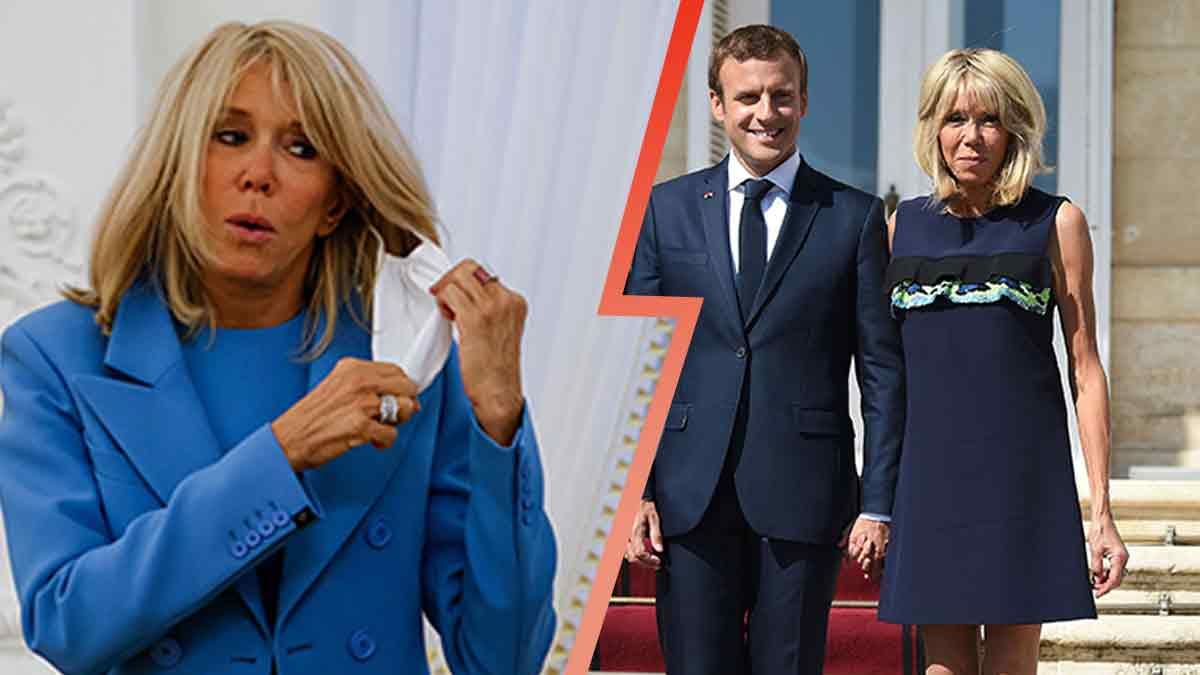 "Brigitte Macron en danger de mort ? ""ils veulent qu'elle meurt"" !"