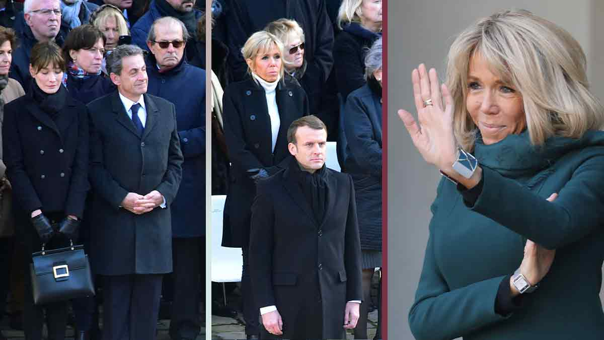 Brigitte Macron et Carla Bruni gros clash ? Révélations inédites sur leur relation