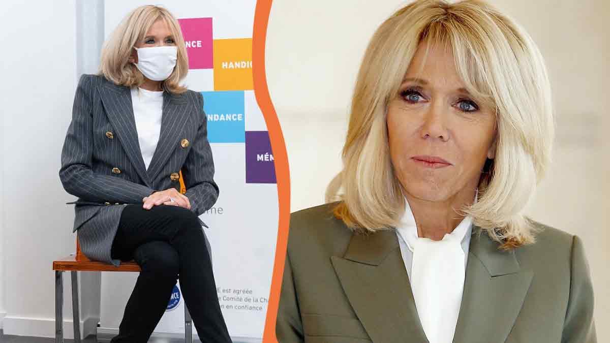 Brigitte Macron : gros handicap, elle détruit la carrière d'Emmanuel Macron ?