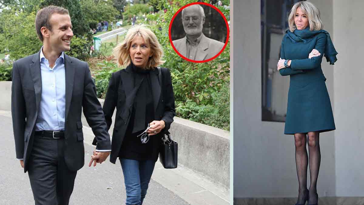 Brigitte Macron : on a retrouvé son ancien mari ? Révélations choc !