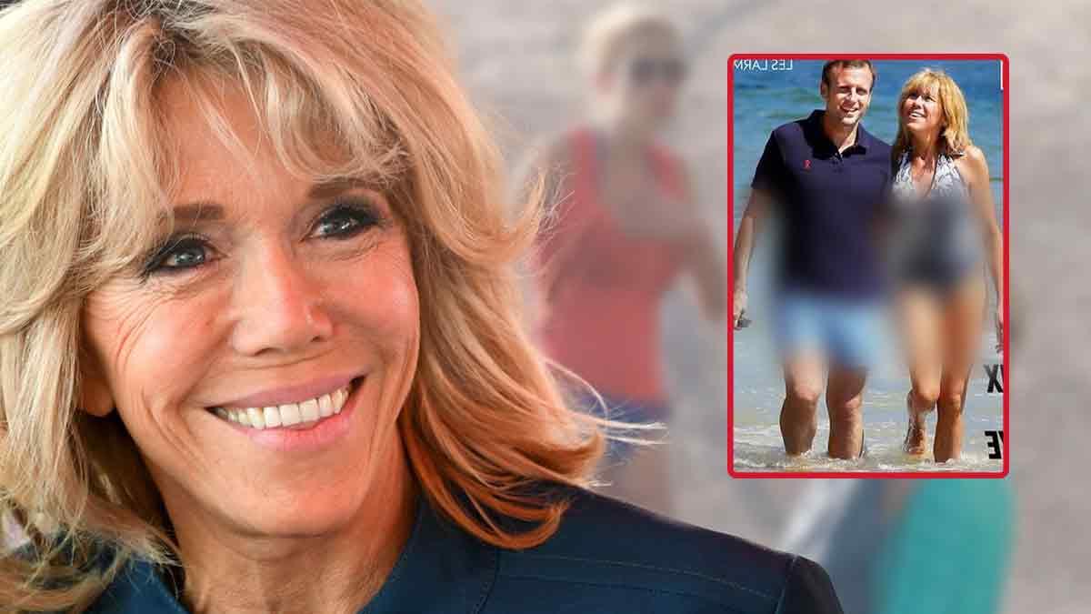 Brigitte Macron totalement nue ? Cette tenue dévoile tout !