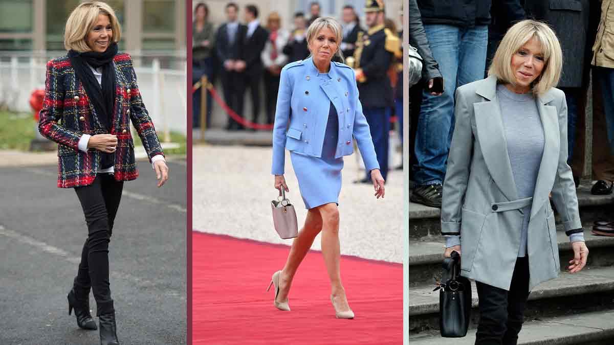 Brigitte Macron vole l'Etat ! Le prix de ses robes dévoilées !
