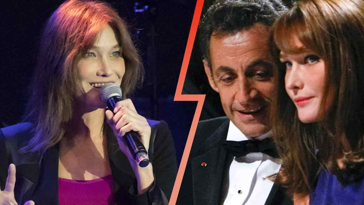 Carla Bruni divorce ! Révélations dans ses chansons !