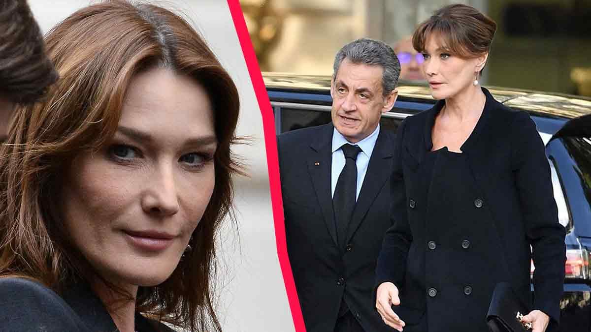 Carla Bruni se sépare de Nicolas Sarkozy ! Elle est infidèle ?