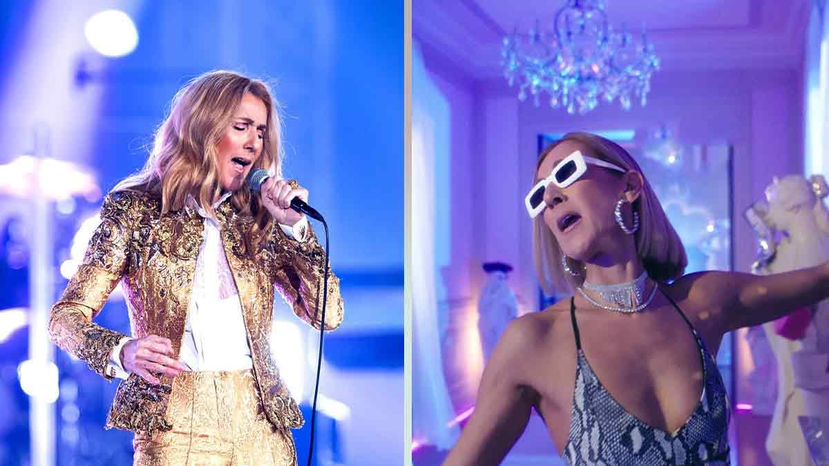 Céline Dion top modèle ! Elle cartonne auprès des fans !