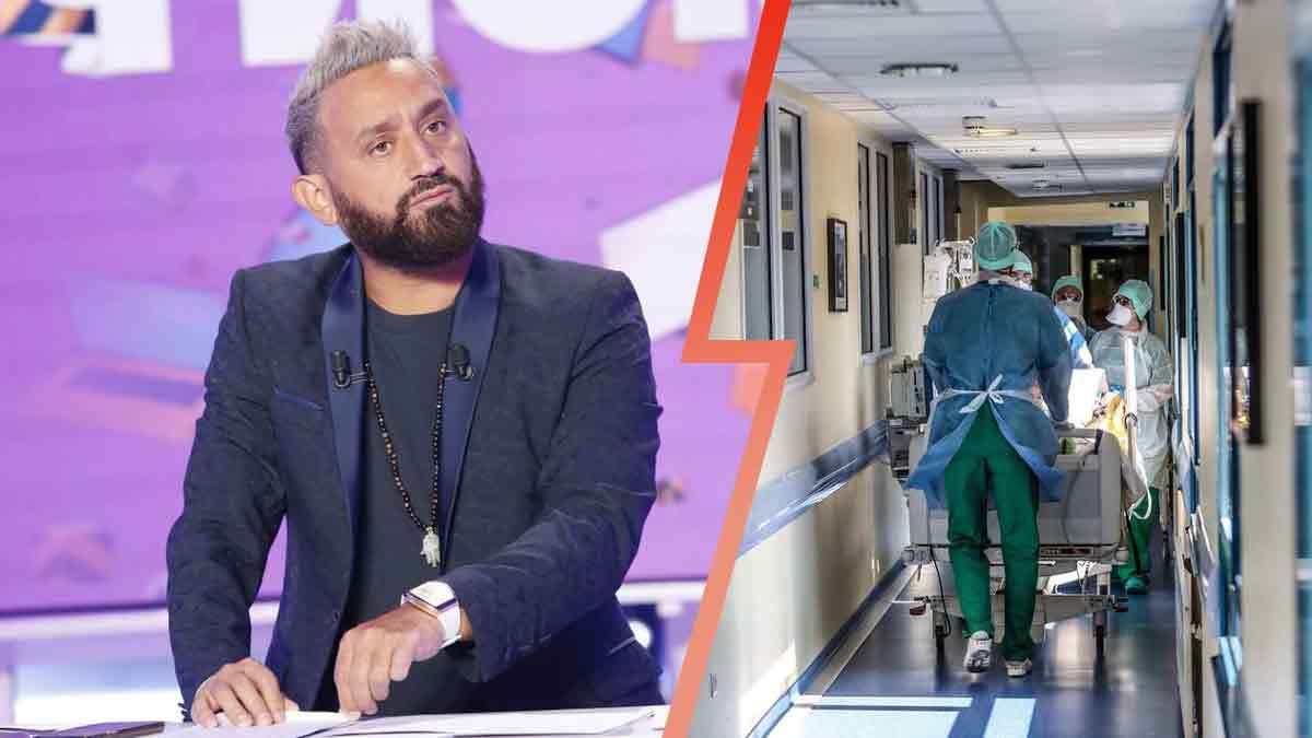 Cyril Hanouna hospitalisé d'urgence suite à un accident, ses fans sont très inquiets