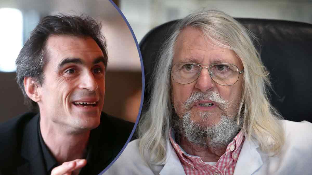 Didier Raoult grosse polémique ! Raphaël Enthoven le critique !
