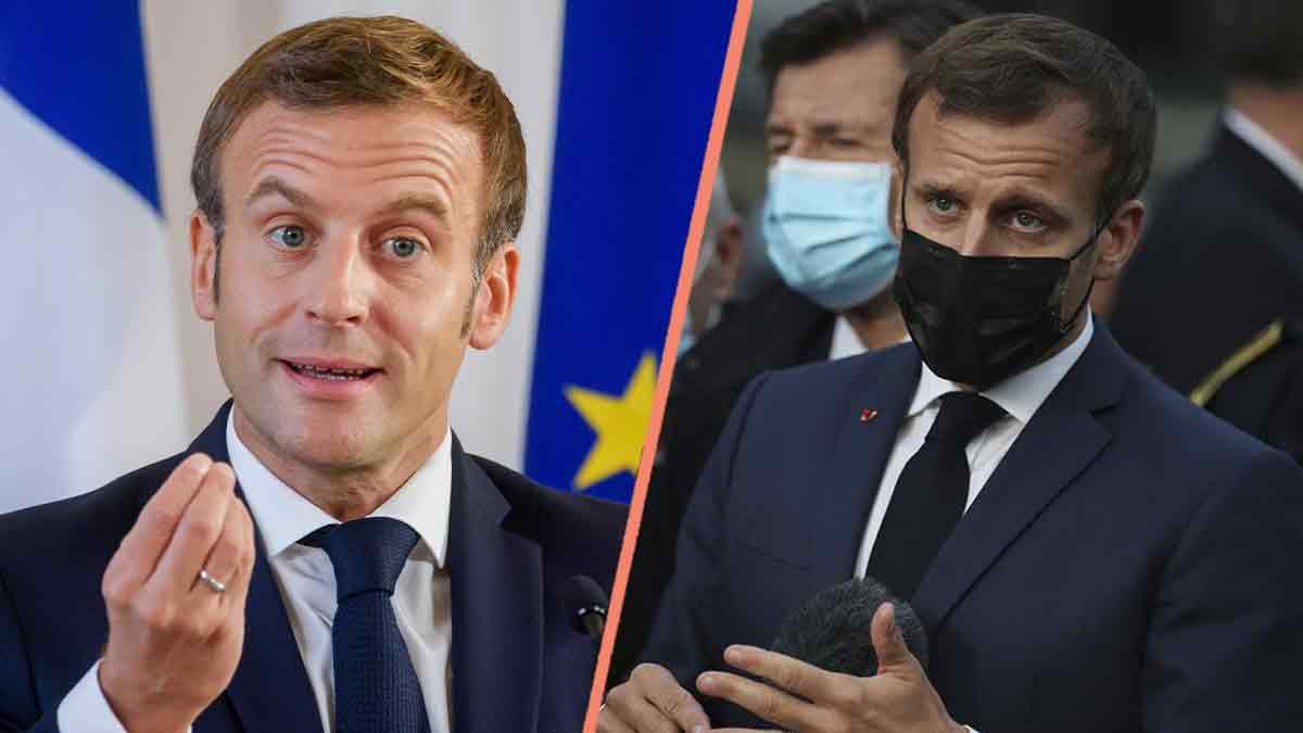 Emmanuel Macron : Nouvelles mesures pour le confinement ! Les détails dévoilés !