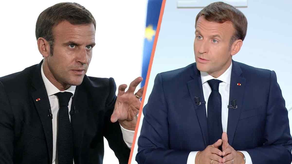 Emmanuel Macron : pris en flagrant délit ? Il est en bonne compagnie !