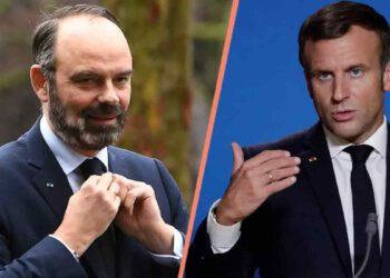 Emmanuel Macron rencontre Edouard Philippe ? Découvrez pourquoi !