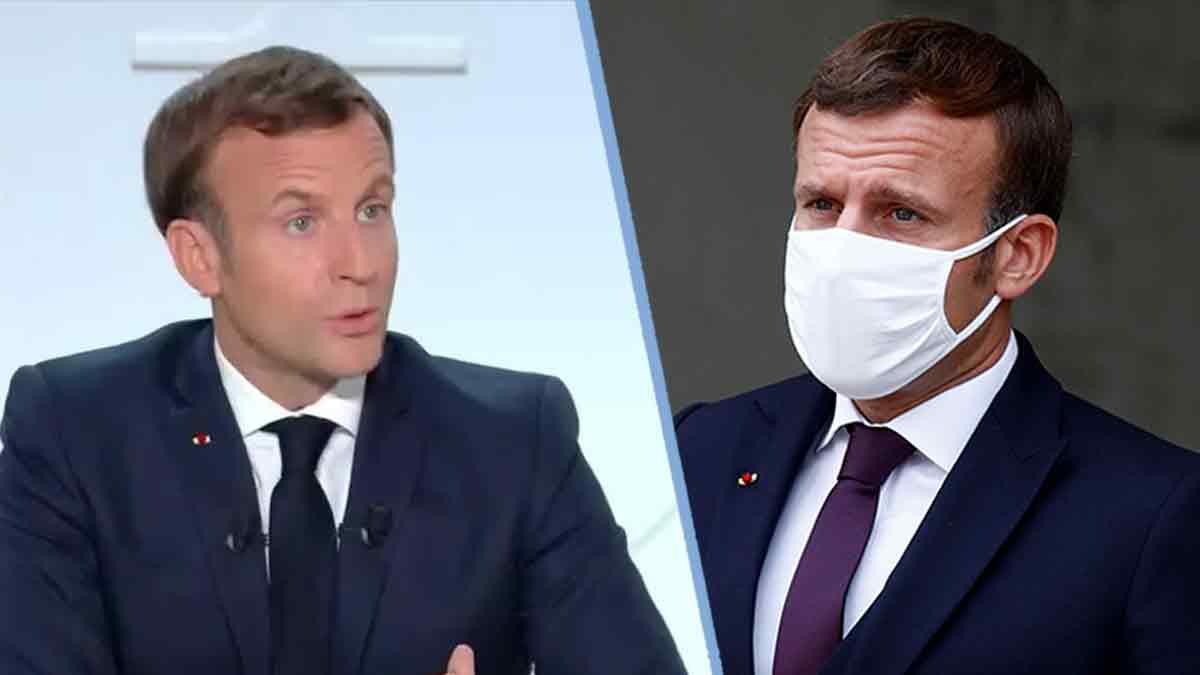 Emmanuel Macron se fait incendier ! Grosse polémique sur la toile !