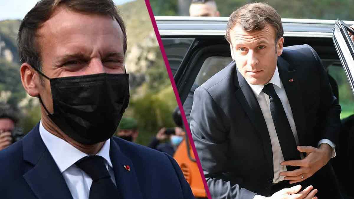 Emmanuel Macron : Un chauffeur sans permis dévoilé ! Grand drame !