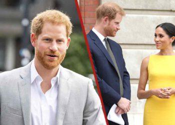 Harry et Meghan c'est la rupture ! Il laisse sa femme à L.A ?