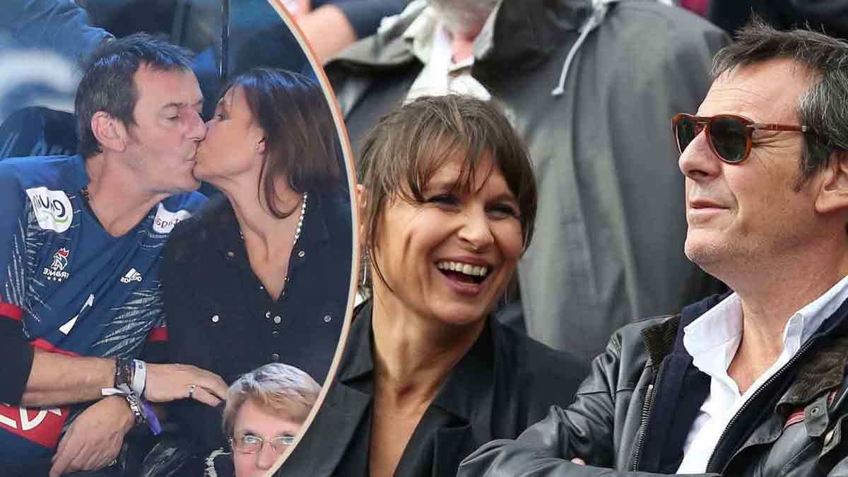 Jean-Luc Reichmann très amoureux ! Il partage une photo volée de sa dulcinée !