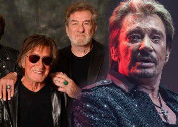 """Johnny Hallyday : Souvenirs inédits de """"Les vieilles Canailles"""", Fred Chapellier fait ses révélations !"""