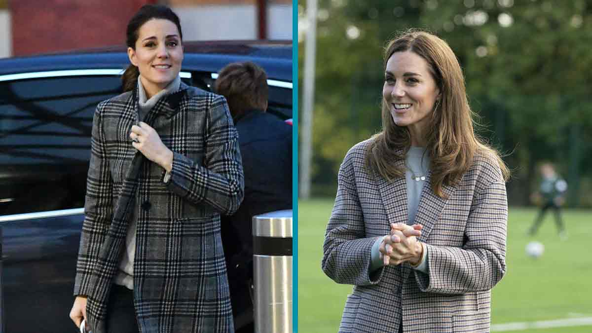 Kate Middleton : Ce manteau qu'elle porte fait le buzz ! C'est LA pièce à avoir pour l'automne !
