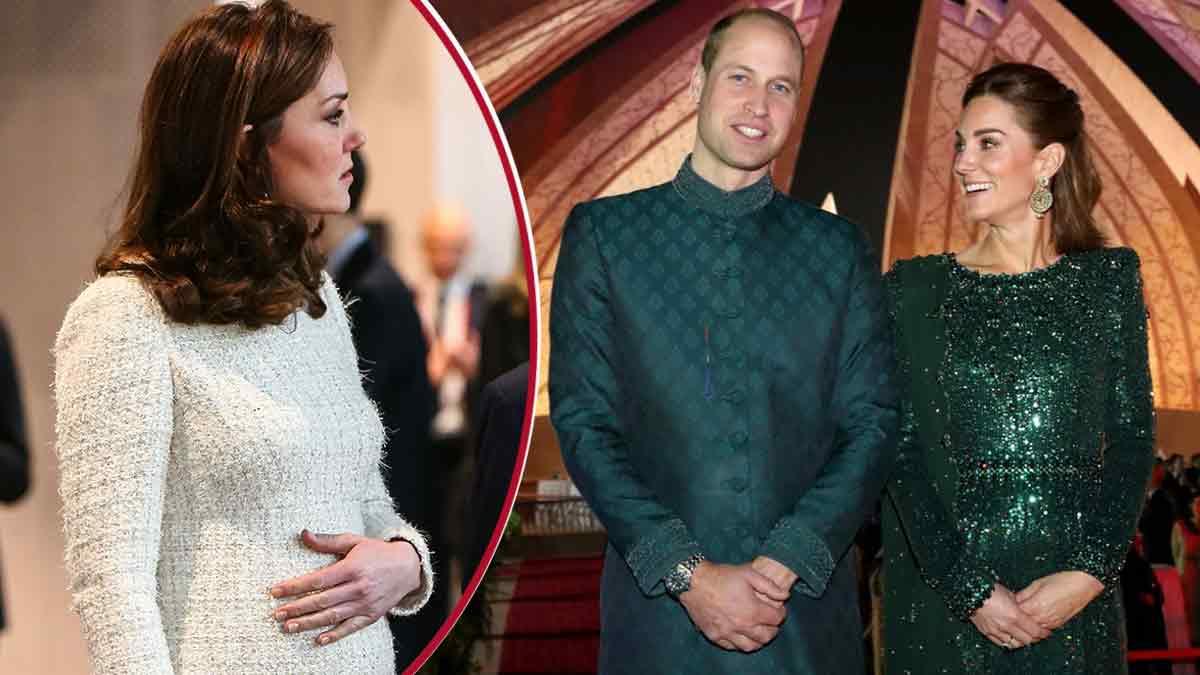 Kate Middleton enceinte, elle attend des jumeaux ? L'info se précise !