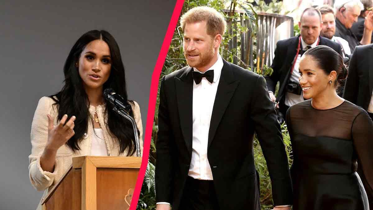 Meghan Markle revient dans la famille royale ? C'est LA meilleure décision !