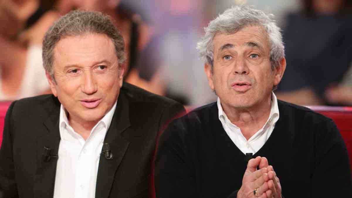 """Michel Drucker """"amaigri et sans muscle"""" ? Michel Boujenah dévoile son état !"""