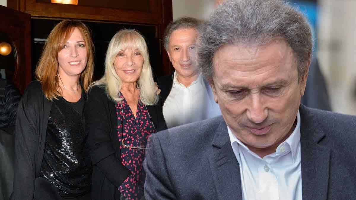 Michel Drucker tout seul à l'hôpital ? Il est abandonné par sa femme et sa fille !