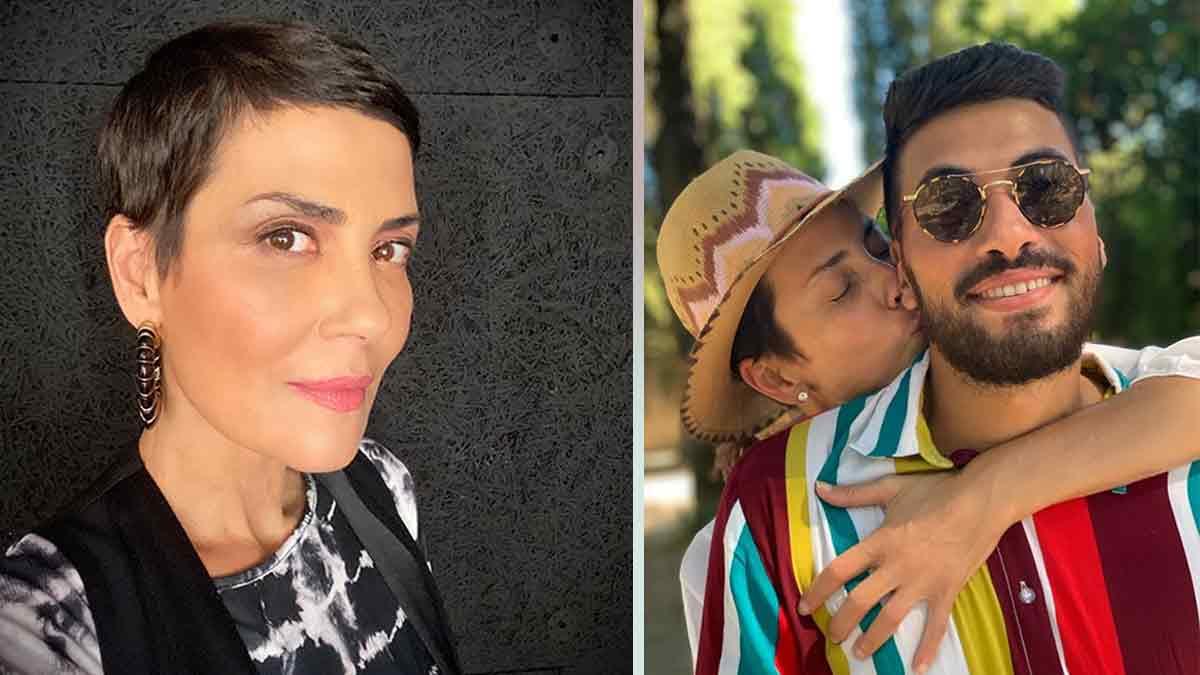 PHOTO RARE : Cristina Cordula dévoile son fils pour la première fois !