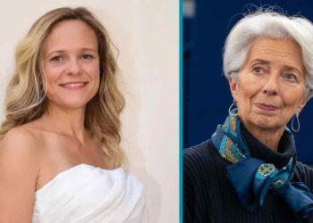 Premier baiser : Camille Raymond avec Christine Lagarde ! Confessions sur les détails de leur relations !