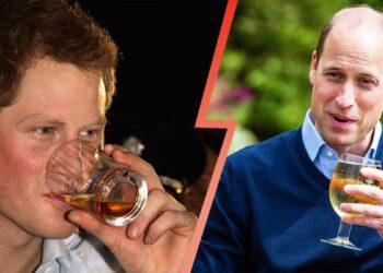 Prince Harry devient alcoolique ? William accusé de l'y avoir poussé !
