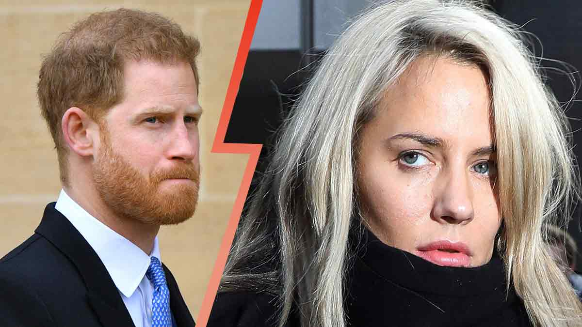 Prince Harry : Son ex se suicide ! son dernier message dévoilé par sa mère !
