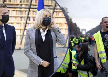Procès Brigitte Macron : vaincu par un Gilet Jaune ! Le verdict est tombé !