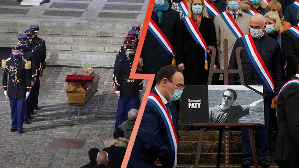 Samuel Paty assassiné : cette chanson en hommage a ému les internautes !