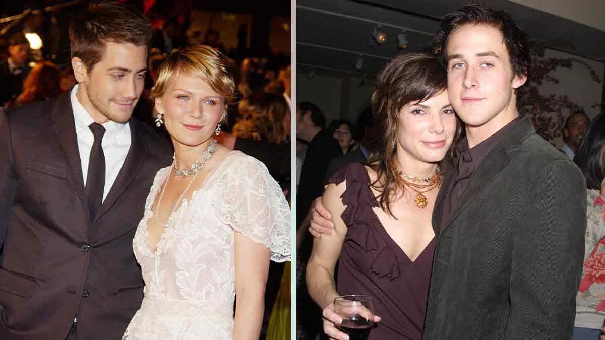 Top Couple de star : Vous souvenez-vous qu'ils étaient ensemble ?
