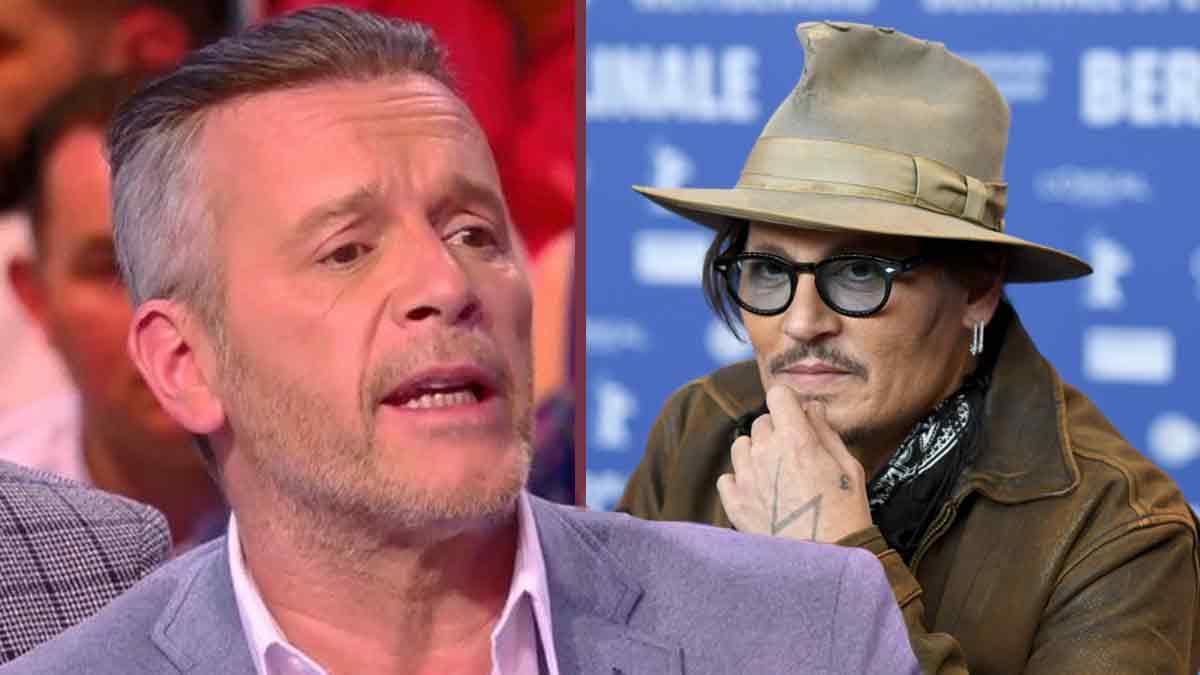 TPMP : Jean-Michel Maire écrase Johnny Depp ? L'anecdote de l'année !